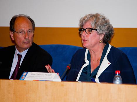 Catherine PICARD, Présidente de l'Union nationale des associations de défense des familles et de l'individu victimes des sectes (UNADFI).