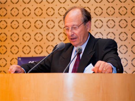 Jean-Paul DAVID, Président du CNO.