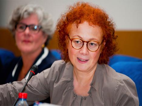 Michèle PERRIN, Chargée de mission au bureau Qualité et sécurité des soins de la DGOS.