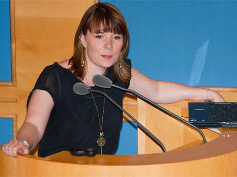 Sabine GIBERT, Directrice juridique de l'Office national d'indemnisation des accidents médicaux.